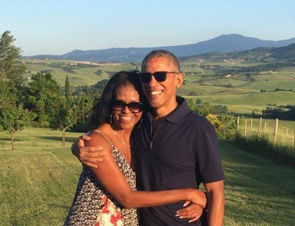 Michelle et Barack Obama envoient une lettre d'excuses au petit ami de leur fille !