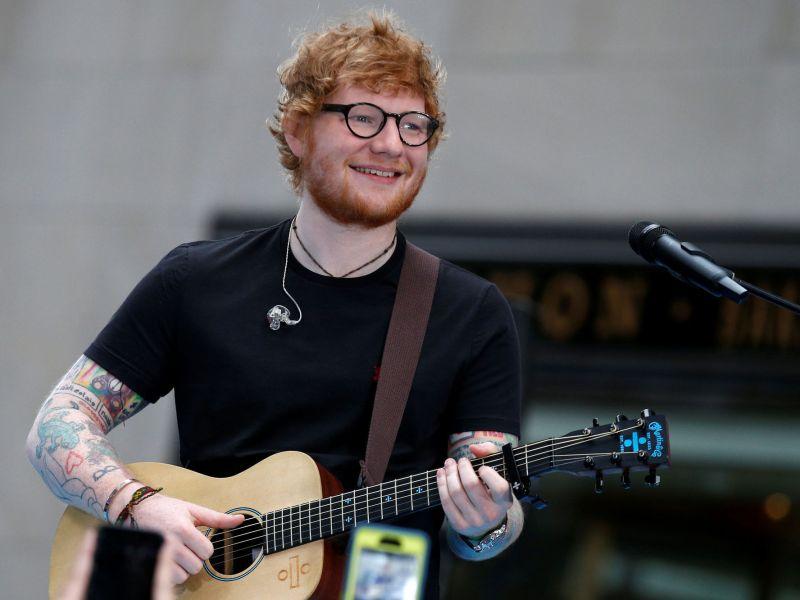 Ed Sheeran sur le point de décrocher son premier grand rôle au cinéma ?