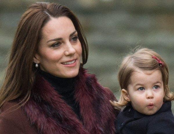 Kate Middleton enceinte : Pourquoi la princesse Charlotte reste 4ème dans l'ordre de succession