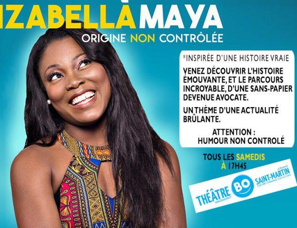"Izabella Maya – ""Origine non contrôlée"" –"