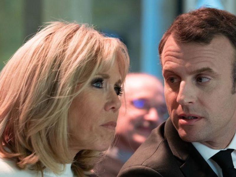 Brigitte Macron première Dame : Le protocole ? Elle ne s'en soucie guère !