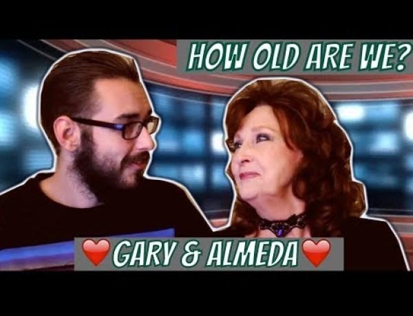 Gary, 19 ans et Almeda, 72 ans, se sont mariés après deux semaines de relation