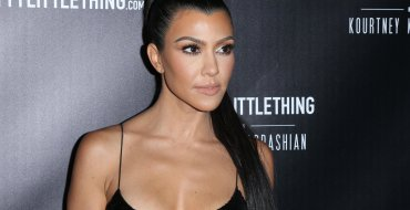 Kourtney Kardashian pose nue sur Instagram