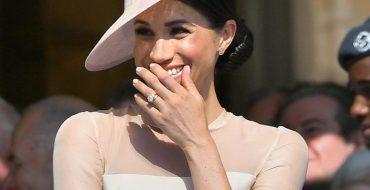 Fou rire ! Meghan Markle se fait remarquer lors de sa première apparition officielle comme duchesse !