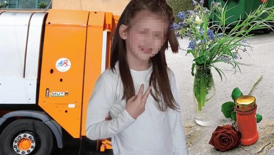 Le cadavre d'une fillette de 7 ans découvert dans une poubelle — Vienne