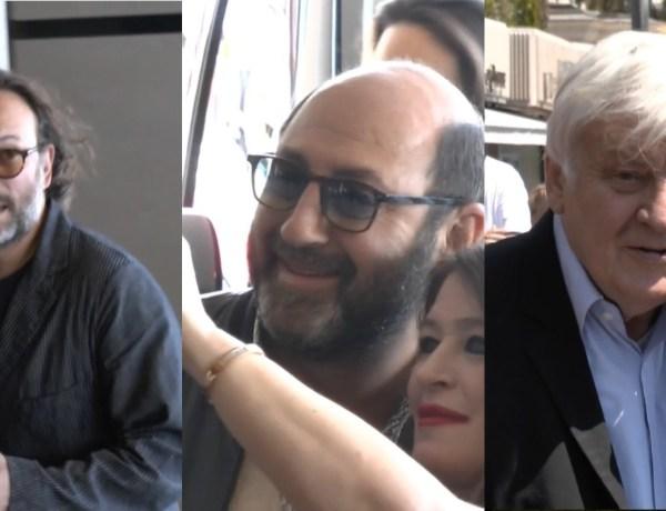 Cannes 2018 – Jour 4 : Kad Merad, Jacques Perrin, Guillaume Gouix… Journée bleu blanc rouge !