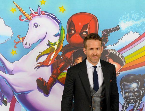 Deadpool 2 : Quand Ryan Reynolds chante… déguisé en licorne !
