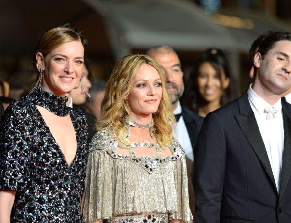 Cannes 2018 : Vanessa Paradis éblouissante pour sa montée des marches