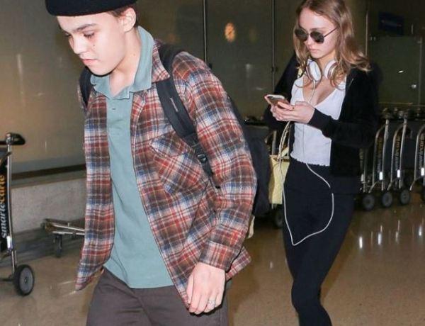 Johnny Depp : Son fils Jack a terriblement souffert