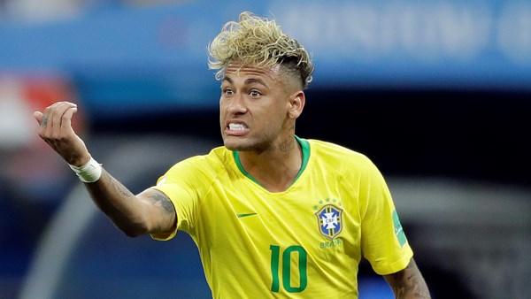 Coupe Du Monde 2018 Neymar Change Encore De Coupe De