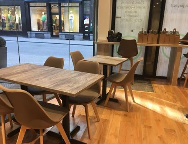 Belgique : Dans ce restaurant c'est vous qui décidez du prix des plats !