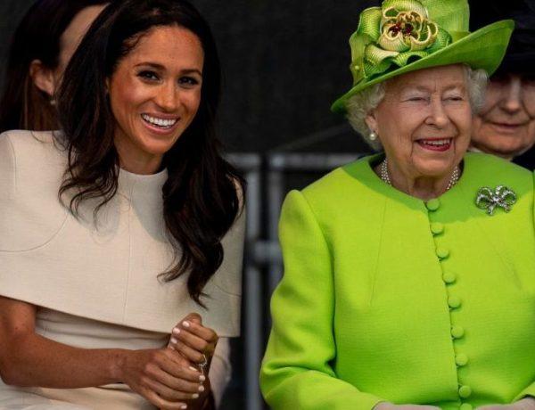 Le geste très généreux d'Elizabeth II pour le déménagement du prince Harry et Meghan Markle