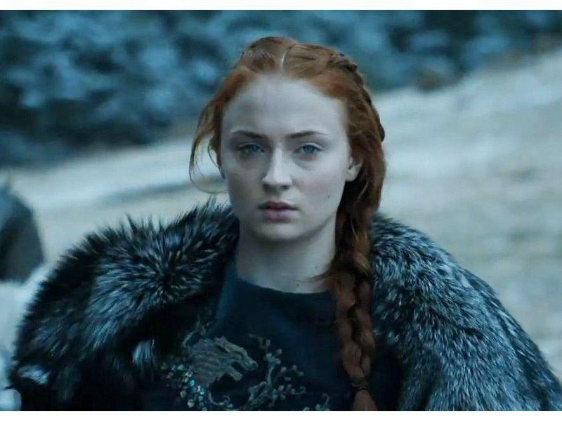 Le spoiler de Sophie Turner sur la saison 8 de Game of Thrones