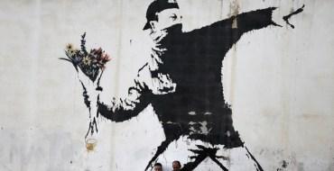 Des œuvres de Banksy découvertes à Paris