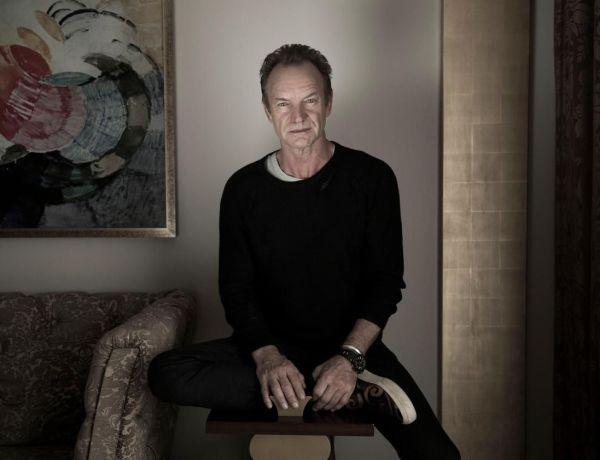 Crise migratoire : Le chanteur Sting souligne la « lâcheté » des dirigeants !
