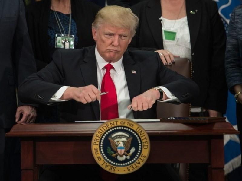 Donald Trump est-il assez honnête pour vendre de l'alcool ?
