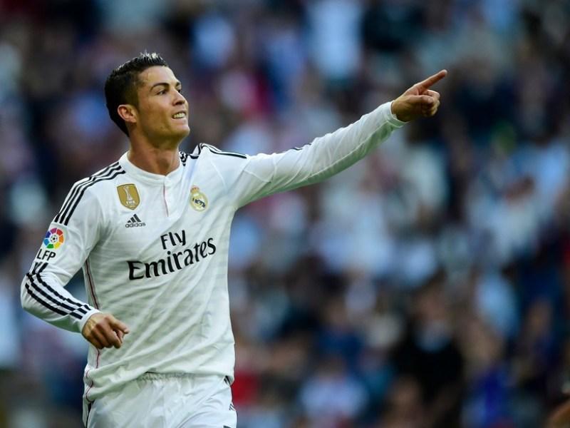 Cristiano Ronaldo arrive à Paris !