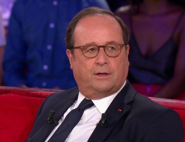 Vivement dimanche prochain : La petite blague de François Hollande… sur Emmanuel Macron !