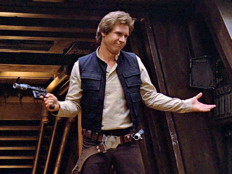 Harrison Ford n'est vraiment pas content
