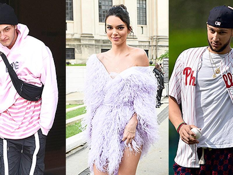 Kendall Jenner très très proche du petit frère de Gigi et Bella Hadid!