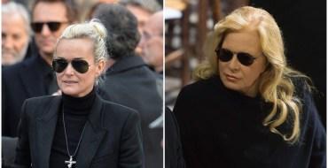 Sylvie Vartan et Laeticia Hallyday: Vers une possible confrontation ?