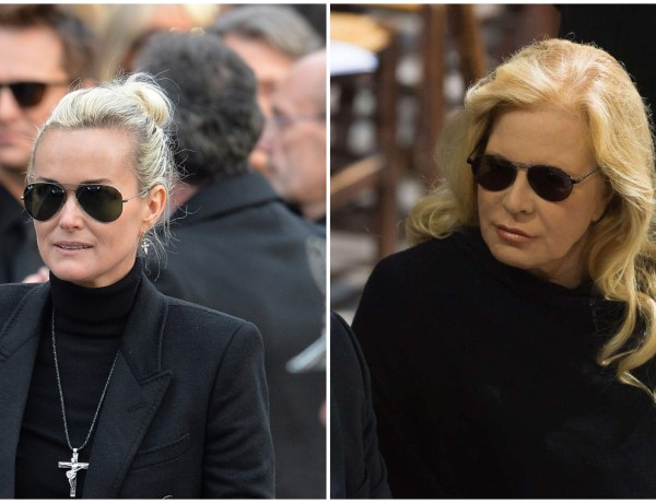 Sylvie Vartan et Laeticia Hallyday : Vers une possible confrontation ?