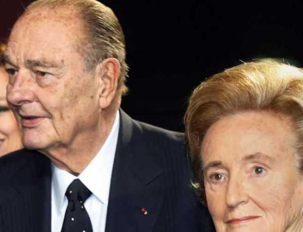 La touchante déclaration de Bernadette Chirac sur son époux