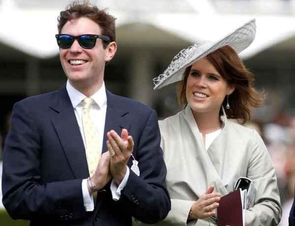La robe de mariée de la princesse Eugénie fait horreur à la Reine Elizabeth