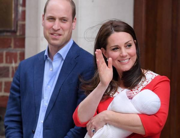 """<font color=""""#be075e"""" >Prince Louis</font> : le lieu et la date de son baptême enfin dévoilés !"""