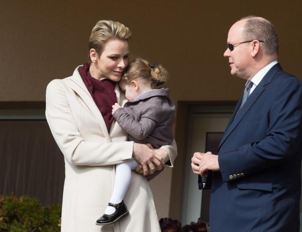 Charlène de Monaco a eu la peur de sa vie : Sa fille Gabriella a frôlé la noyade !