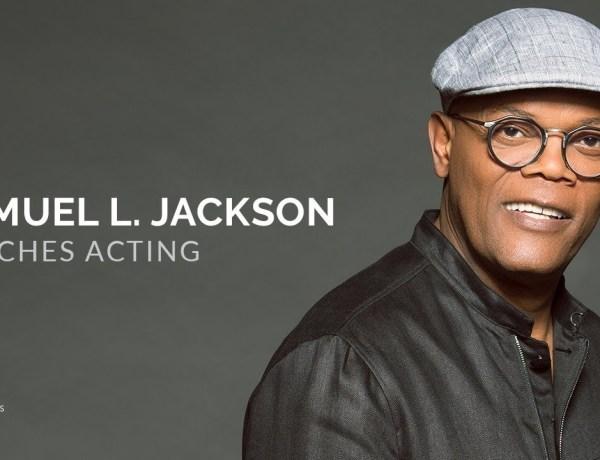 Samuel L. Jackson a appris le métier d'acteur en se droguant