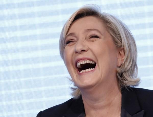 Marine Le Pen s'imagine… éleveuse de chats