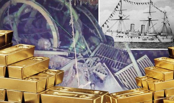Corée du Sud : Découverte d'une épave renfermant 112 milliards d'euros d'or