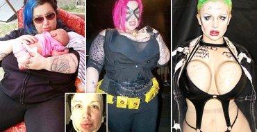 Gia Gotham : Elle veut ressembler à Pamela Anderson, le résultat est plutôt raté