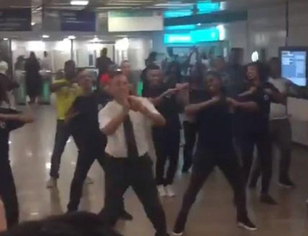 Incroyable ! Des agents de la RATP dansent sur Crazy In Love de Beyoncé