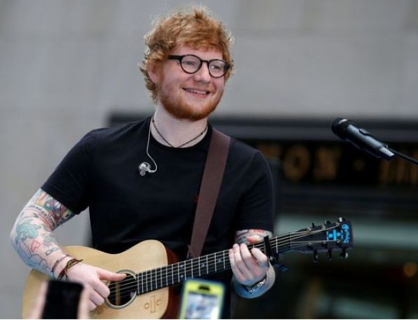 Ed Sheeran marié en secret !