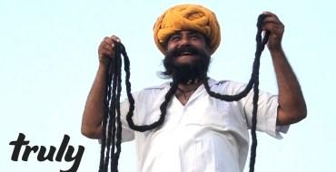 Record du monde : Découvrez la plus longue moustache du monde