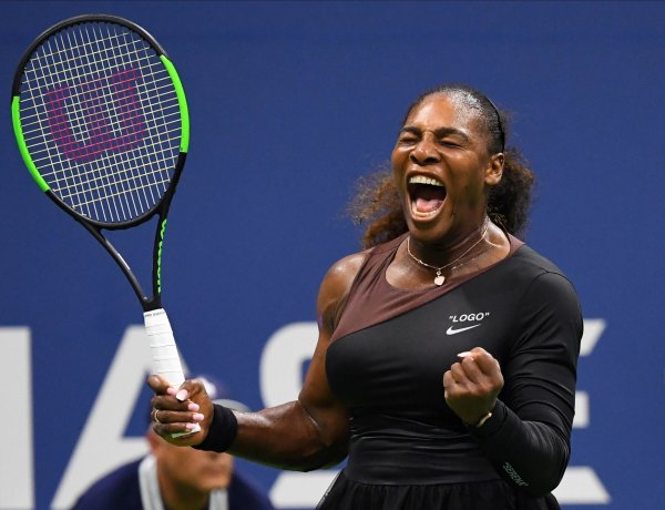 Serena Williams à nue contre le cancer du sein