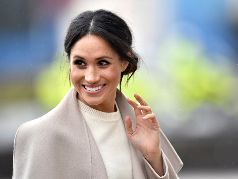 Meghan Markle : cette photo surprenante avec son ex refait surface