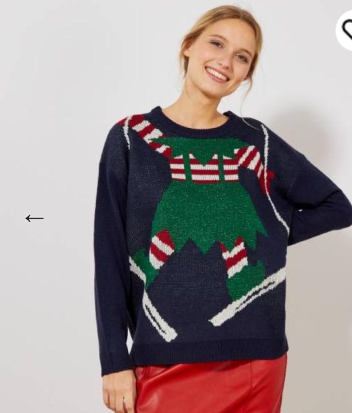 Ces pulls de Noël qui donnent envie