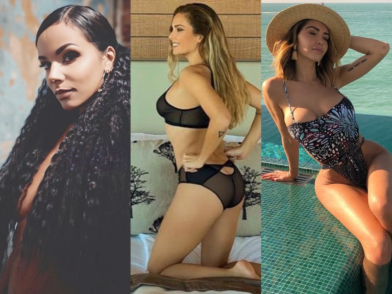 Clara Morgane, Emily Ratajkowski, Ashley Graham… Les clichés les plus sexy de 2018