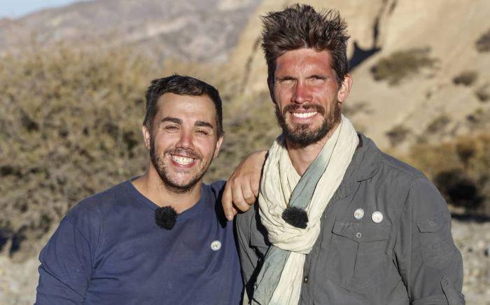 Wild, la course de survie Emmanuel et Rémi