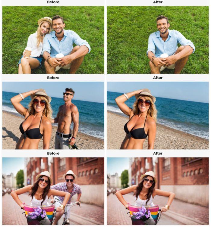 Edit My Ex : pour retirer vos ex de vos photos !