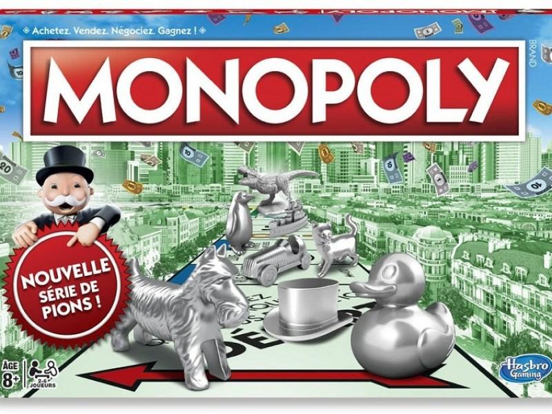 La partie de Monopoly se termine avec des points de suture