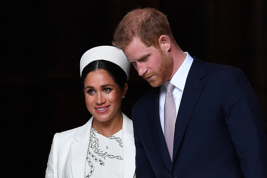 Meghan Markle prévoirait une seconde baby shower à Londres