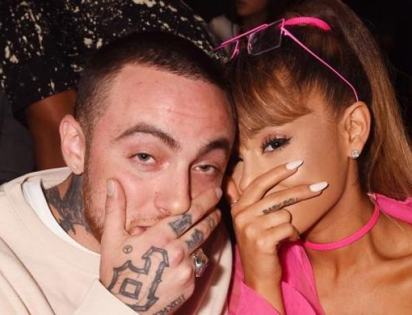Ariana Grande lance sa tournée avec un tendre hommage à Mac Miller