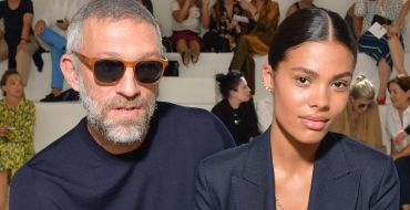 Vincent Cassel et Tina Kunakey sont parents !