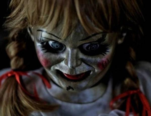Il meurt au cinéma devant le film d'horreur Annabelle