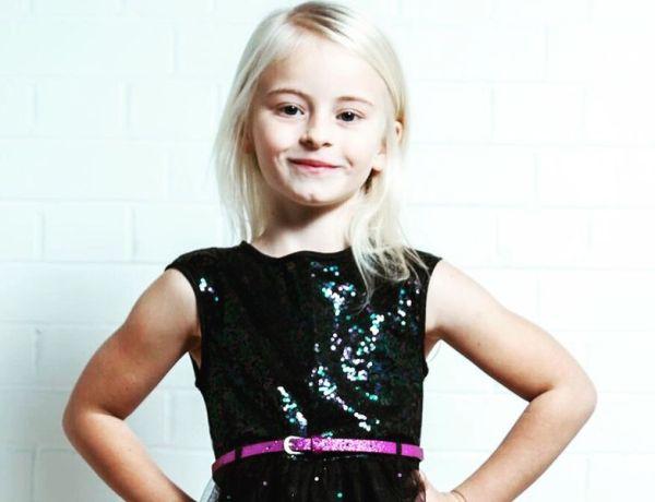 Une petite fille amputée des deux jambes défilera à la Fashion Week de Paris