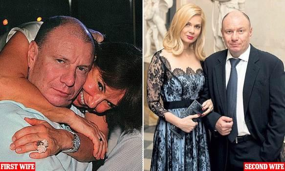 """Divorcée d'un milliardaire, elle se plaint de ne toucher """"que"""" 75 millions d'euros"""
